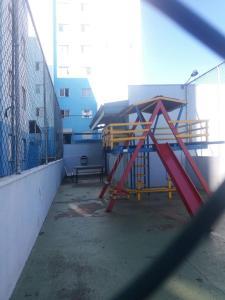 Children's play area at Apartamento Inteiro em Campinas