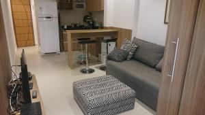 A seating area at #111 - Domingos Beach Pad