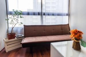 Zona de estar de Apartamentos Riveras 4