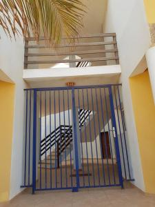 A balcony or terrace at Studio Vista Mare