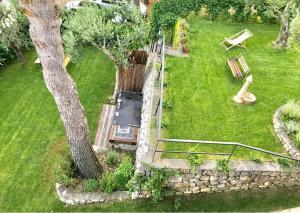 Vista aerea di Residenze Maremonti