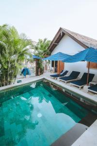Piscina en o cerca de Aqua Nusa - Boutique Lembongan Villas