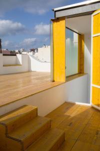 Un balcón o terraza de The Loft Las Palmas