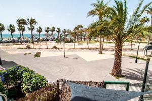 Playa de o cerca de este apartamento