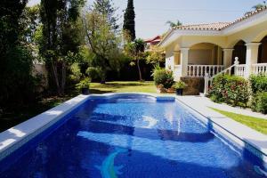 Luxury Family villa Marbella Golf