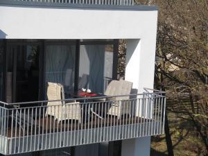 Uma varanda ou terraço em DünenResort Ostseebad Binz
