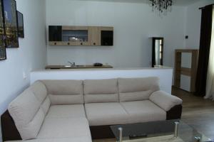 A seating area at Casa Rania