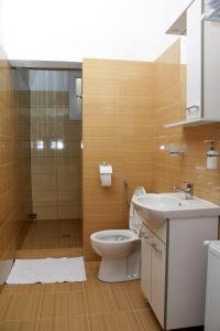A bathroom at Casa Rania