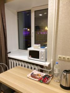 Kuhinja ili čajna kuhinja u objektu Kremlevskiy Bulak