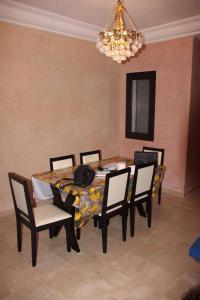 Restaurant ou autre lieu de restauration dans l'établissement Marina Saidia