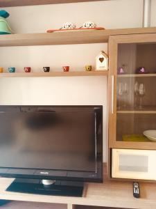 Télévision ou salle de divertissement dans l'établissement Milano bovisa politecnico