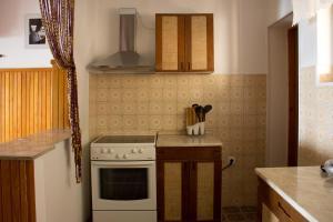 A kitchen or kitchenette at Apartment Josip