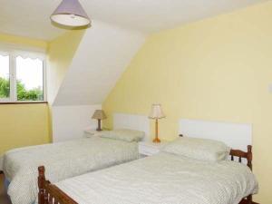 Voodi või voodid majutusasutuse 16 Lakeview Villas, Killarney toas