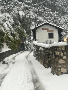 Residence Mezzosole v zimě