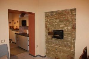 TV o dispositivi per l'intrattenimento presso Casetta Antica Umbria