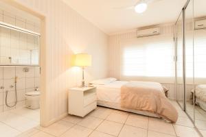 Cama o camas de una habitación en Casa Jurere 224