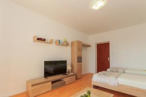 Posezení v ubytování Apartments Tomislav II