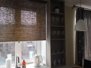 A bathroom at ApartVBG at Moskovskiy 16