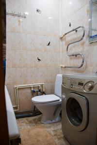 Ванная комната в Apartment on Moskovskaya 4A