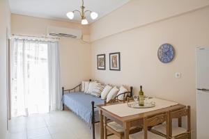 Część wypoczynkowa w obiekcie Remezzo Apartments