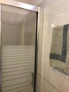 Bathroom sa Remezzo Apartments