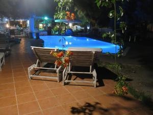 A piscina em ou perto de Gorgona Studios