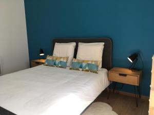 Un ou plusieurs lits dans un hébergement de l'établissement Lozanne