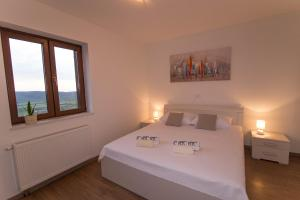A bed or beds in a room at Rural Accommodation Veselic