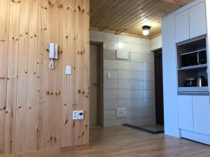 A kitchen or kitchenette at Haru House in Udo
