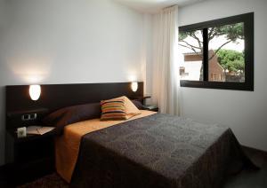 Cama o camas de una habitación en SG Marina 54 Apartments