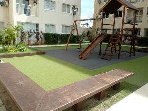 Children's play area at Aracaju - Sergipe - Brasil