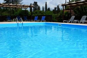 The swimming pool at or near Apartments Despina