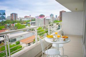 Un balcón o terraza de Carmelitas Contemporary