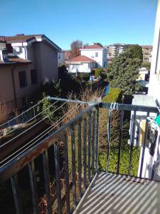 Balcone o terrazza di vigevano apartment Bonecchi