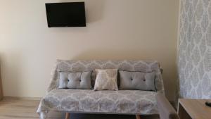 Letto o letti in una camera di Dreamy Airport's Apartment