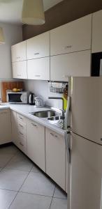 Una cocina o kitchenette en Apartment Lela