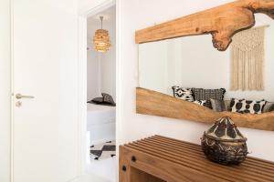 A bathroom at Villa Kelly Rooms & Suites
