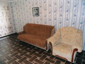 Гостиная зона в Квартира для семьи