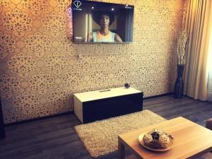 Телевизор и/или развлекательный центр в VIP-Apartments