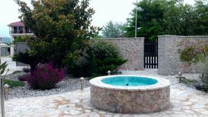 Πισίνα στο ή κοντά στο Christina Studios