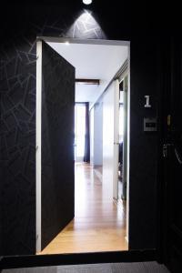 Kupaonica u objektu Baps Apartments