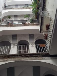 Balkon lub taras w obiekcie B&b Sebastian