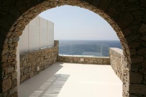 A balcony or terrace at Atlantis Beach Residence