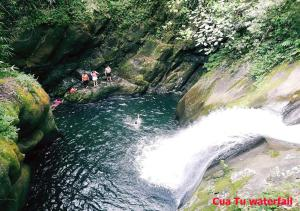 Cua Tu Waterfall Homestay