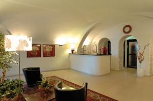 Hall o reception di Residence Le Terrazze