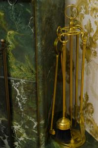 Ванная комната в Апарт - Отель Светлейший Князь Грузинский