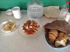 Damlatas Elegant Apart Hotelで提供されている朝食