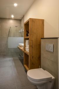 Een badkamer bij appartementen Valkenburg / Den Driesch