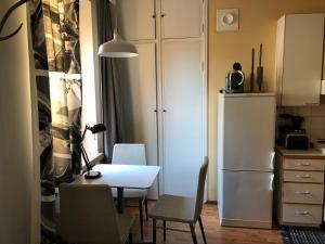 Ванна кімната в Cozy studio in Helsinki City Center
