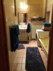 Un baño de Elizabeth's Apartment